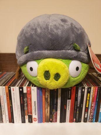 Świnia w Hełmie z Angry Birds