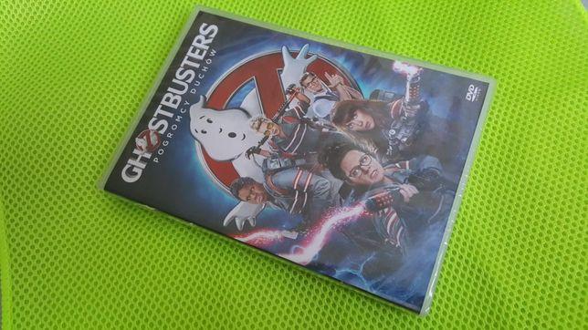 Ghostbusters pogromcy duchów DVD nowa zafoliowana