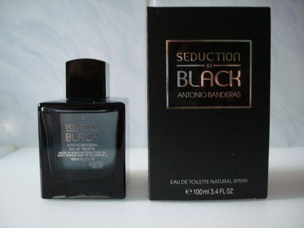 Antonio Banderas Seduction in Black 100 ml + gratis.