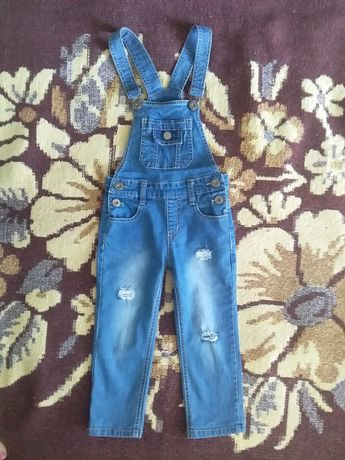 Комбінезон (джинси)