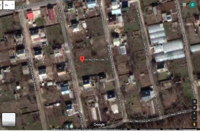 Продам или обменяю Участок под застройку Таврийск, ул.Амосова 33
