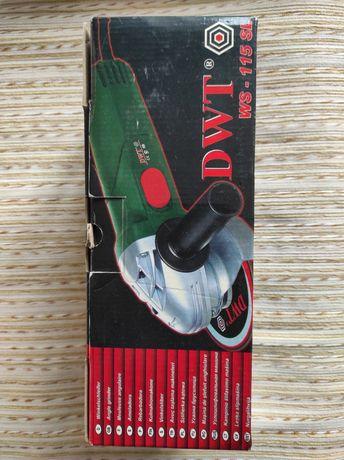 Продається болгарка DWT WS-115SL