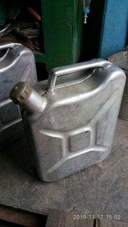 Канистра алюминиевая 1штука 10л