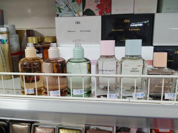 Zara духи парфюмерiя