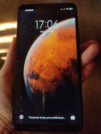Телефон Xiaomi mi max 3 4/64GB