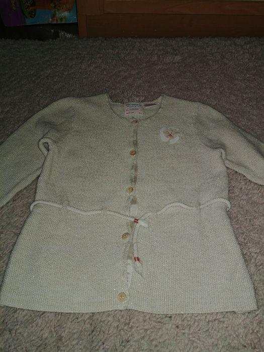 Sweterek dziewczęcy 98 Dębica - image 1