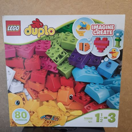 Lego duplo 10848
