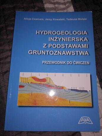 Książka Hydrogeologia inżynierska z podstawami gruntoznawstwa