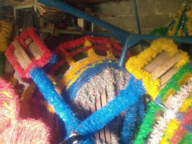 игровая площадка для детей качели и карусели 12 единиц