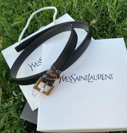 Женский ремень Yves Saint Laurent