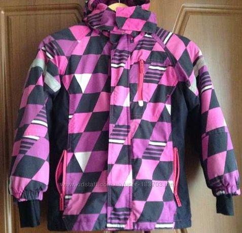 Зимняя куртка NAME IT, рост 122-128см