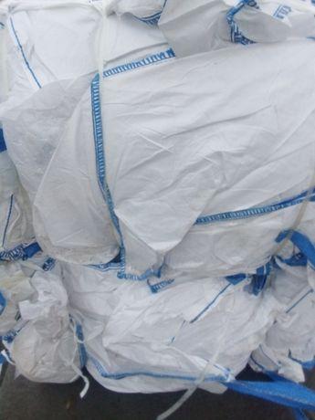 worki big bag duża ilość 75/105/200 cm grube uszy
