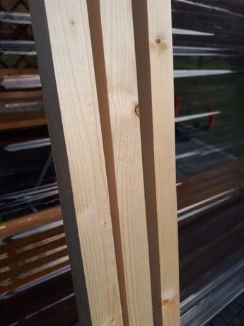 Listewki drewniane 2.5x2x240