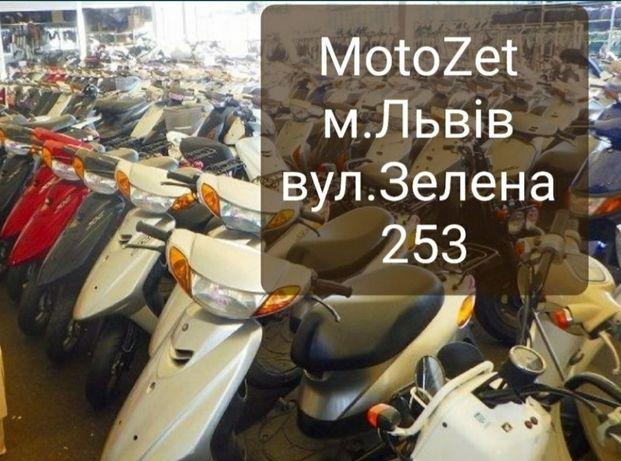 Скутер Yamaha Jog SA36J