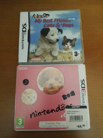 Vendo jogos para Nintendo DS ou DS3 xl