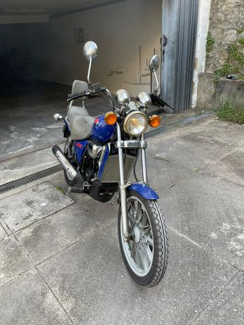 Motociclo Aprilia 50