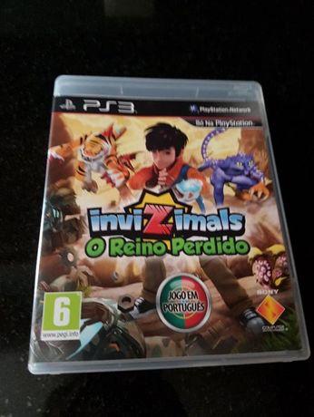 Vendo Invizimals o Reino Perdido PS3