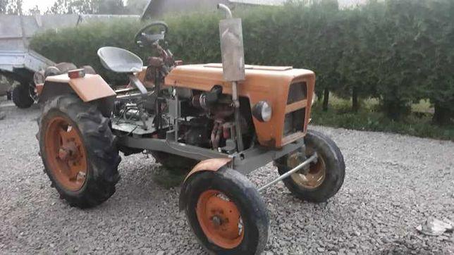 Ciągnik traktor traktorek sam