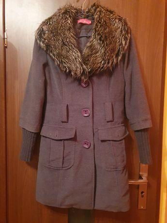 Płaszcz zimowo-wiosenny