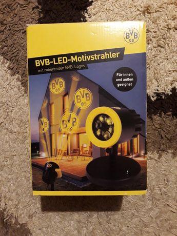 BVB reflektor Led projektor logo emiter logo