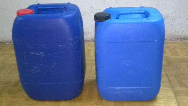 Beczki plastikowe/ kanister