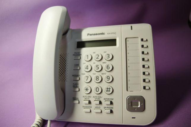 KX-DT521X Panasonic Cyfrowy telefon systemowy + GRATIS