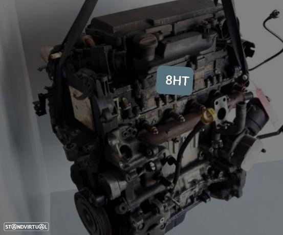 Motor Toyota Aygo Citroen C1 Peugeot 107 1.4 Hdi 8v 55Cv Ref.8HT