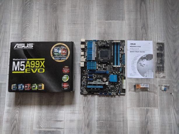 Asus M5A99 Evo Am3+ Топ материнская плата для Fx 4300 6300 8300