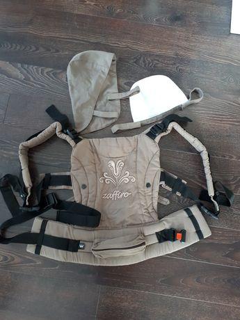 Nosidło ergonomiczne womar zaffiro eco