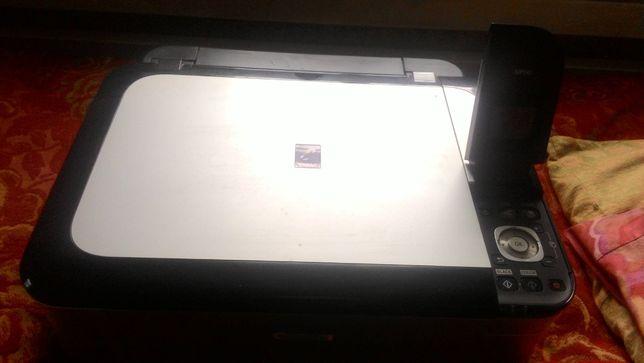 Срочно продам принтер+сканер+ксерокс!