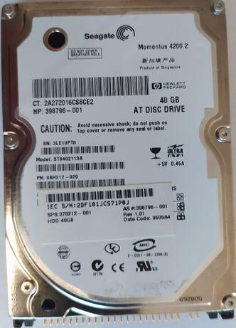 Жёсткий диск 2.5 Seagate ST9402113A