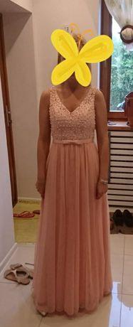 Sukienka tiulowa elegancka
