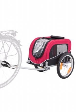 Przyczepa rowerowa dla psa Trixie M