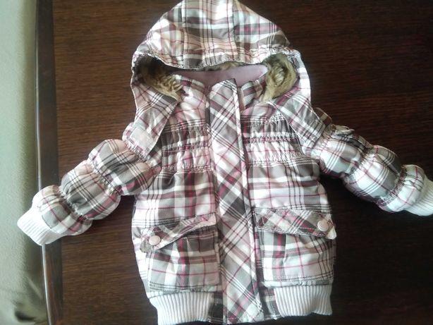 Kurtka zimowa Reserved niemowlęca rozmiar 62