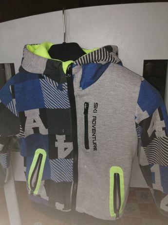 Cieplutka bluza 110cm cool club