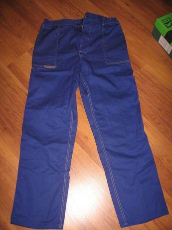 Spodnie Brixton granatowe