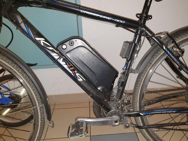 Rower elektryczny e-bike ebike