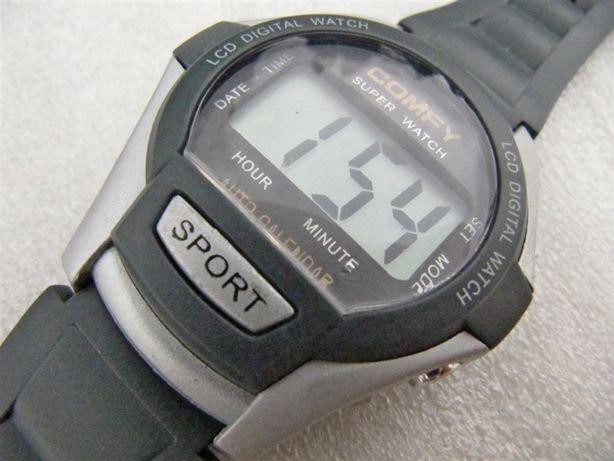Часы электронные COMFY в коллекцию 2001 года выпуска, новые
