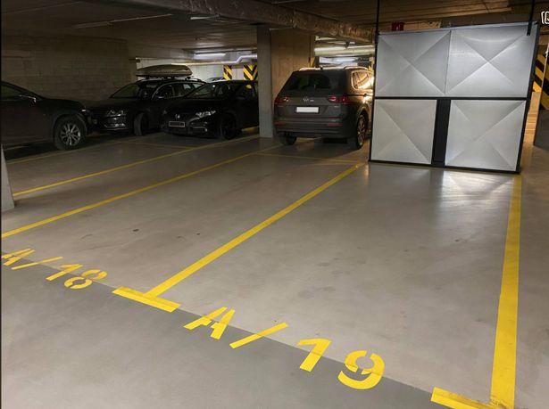 Miejsce parkingowe MOKOTÓW MORDOR