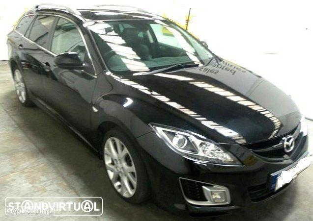 Mazda 6 Sport de 2009 2.2D disponível para peças