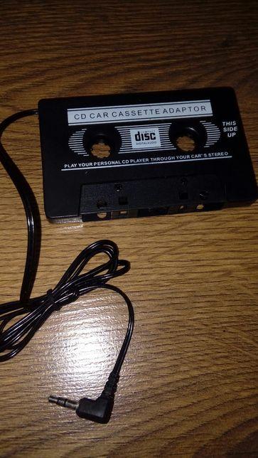 Adapter kaseta do odtwarzania Mp3