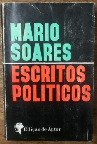 mário soares, escritos políticos, edição do autor