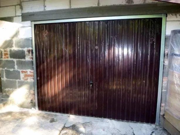 Brama garażowa 2400x2000 Brama do garażu Brama BRAMY - PRODUCENT