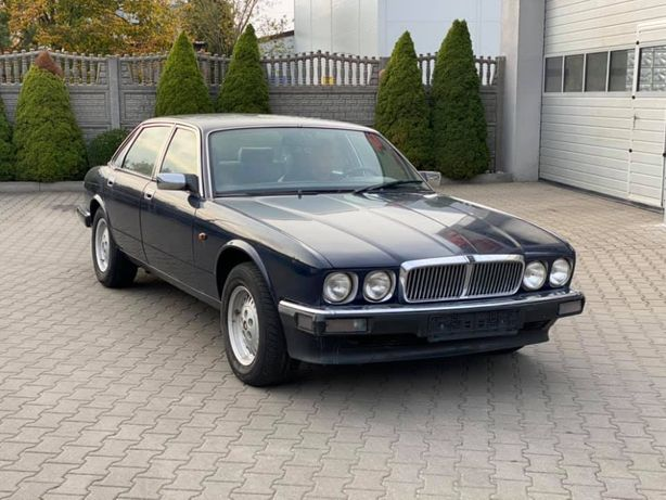 Jaguar XJ40 Sovereign - stan kolekcjonerski