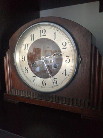 Relógio vintage a funcionar