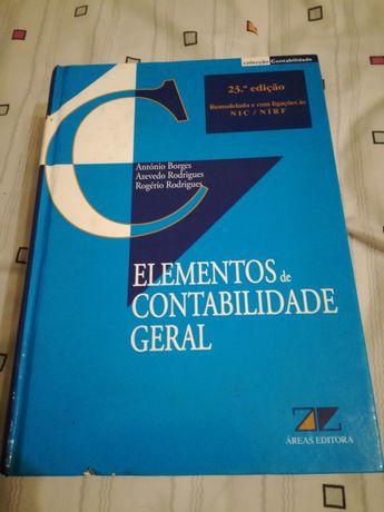 Livro de contabilidade geral
