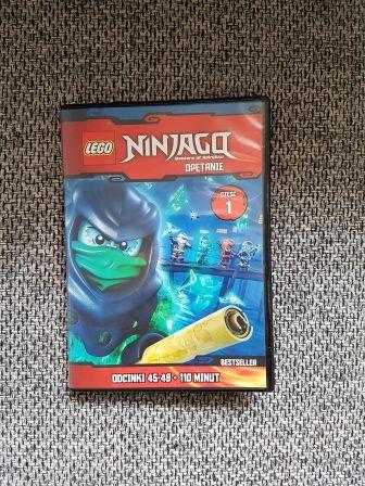 LEGO Ninjago Opętanie Część 1 (odcinki 45-49) DVD