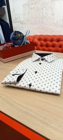 Nowa koszula męska Lazzari