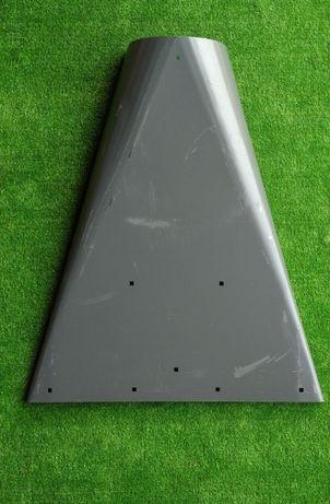 Blacha przednia podstawy kanału wyrzutowego JAGUAR 840-820, 880-860