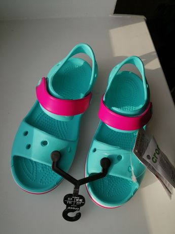 Сандали крокс crocs c 12